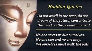 StressExpress Buddha image quote Buddha